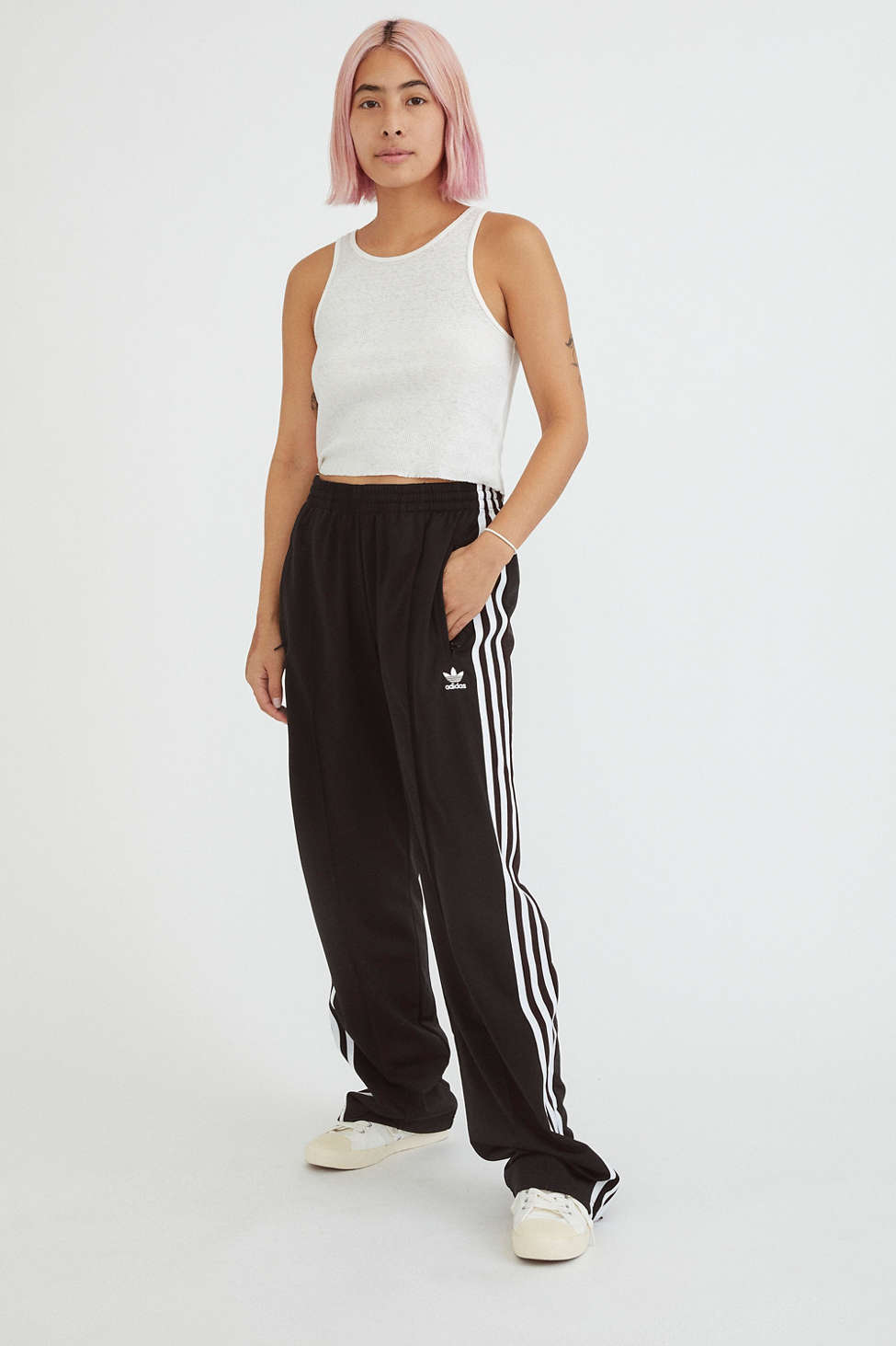 adidas fire track pant