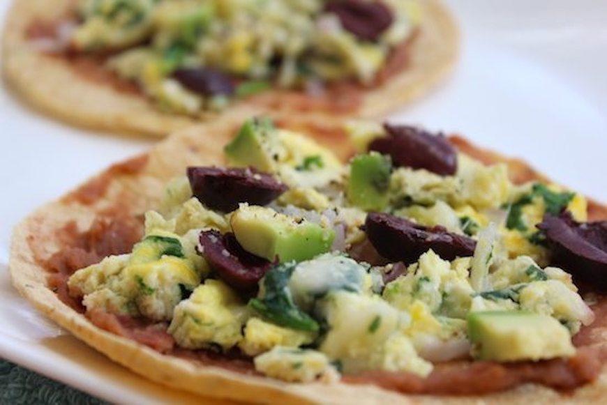 5-minute breakfast recipes