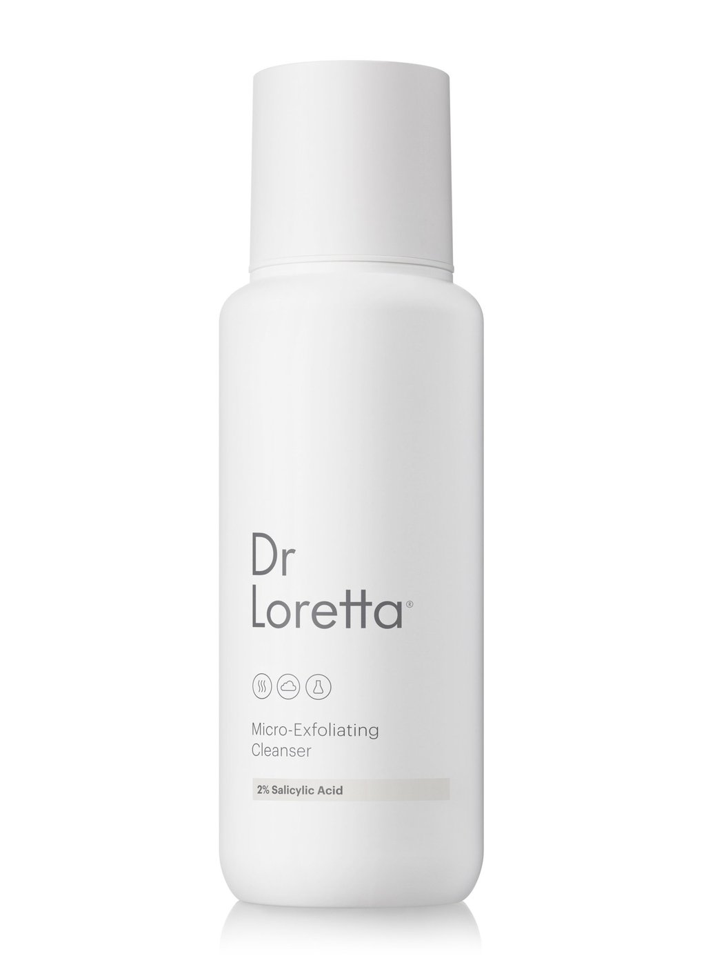 Dr. Loretta Micro Exfoliating Cleanser, effects of hard water on skin and hair