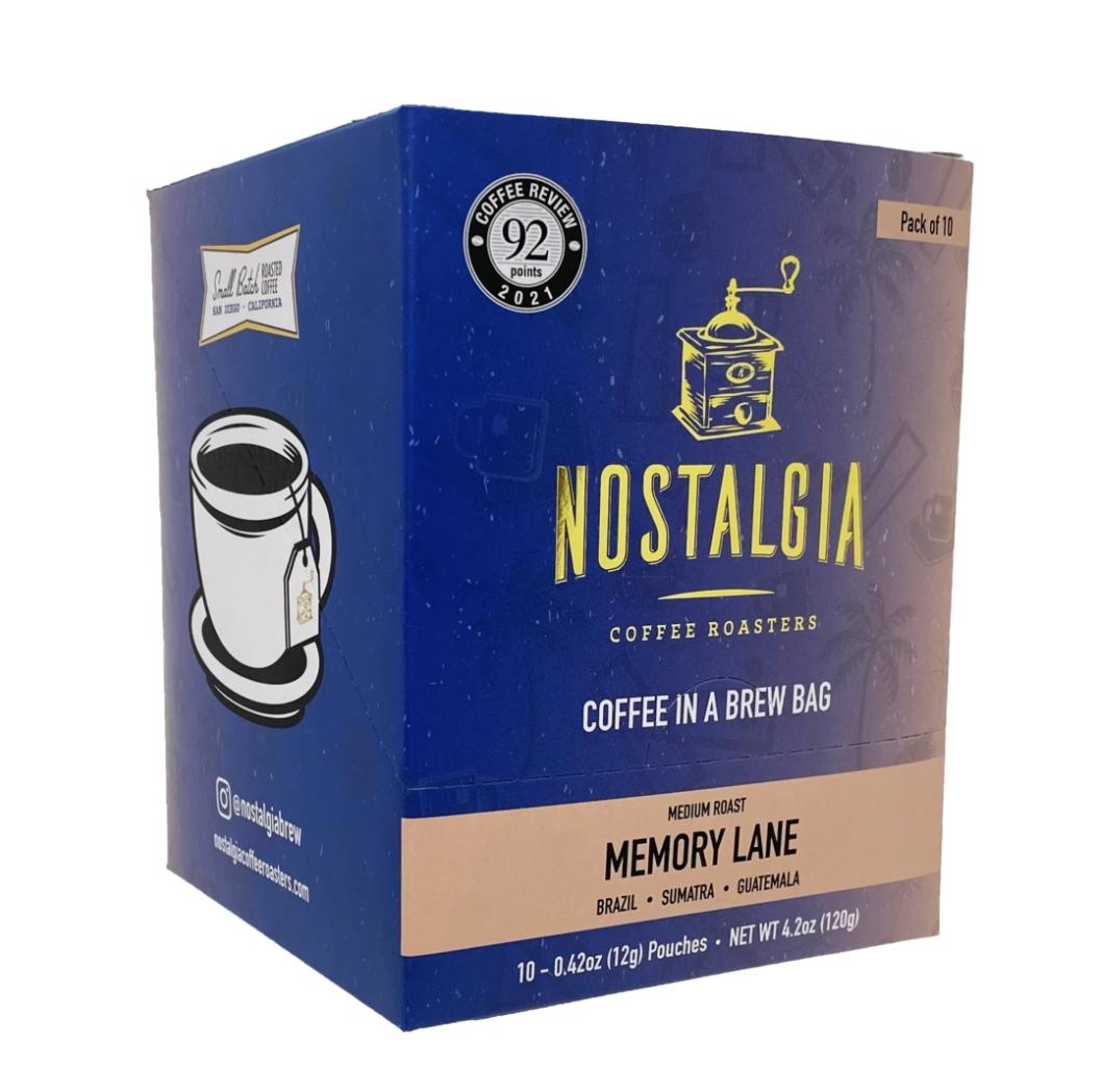 nostalgia coffee