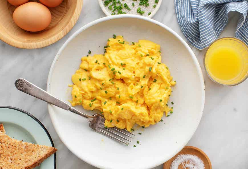 five-minute breakfast recipes