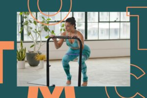 The Quick Lower-Body Barre Workout That's Challenging No Matter Your Fitness Level
