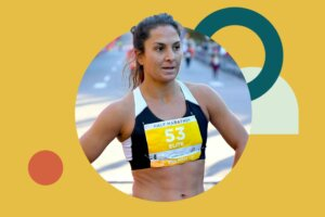 'I'm a Professional Runner and This Is My Pre-Race Day Evening Routine'