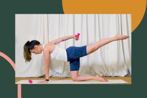 Want to Challenge Your Arms in Pilates Workouts? Add Weights