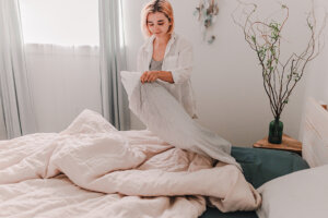 Why a Derm Says You Should Be Changing Your Pillowcases Every Couple of Days