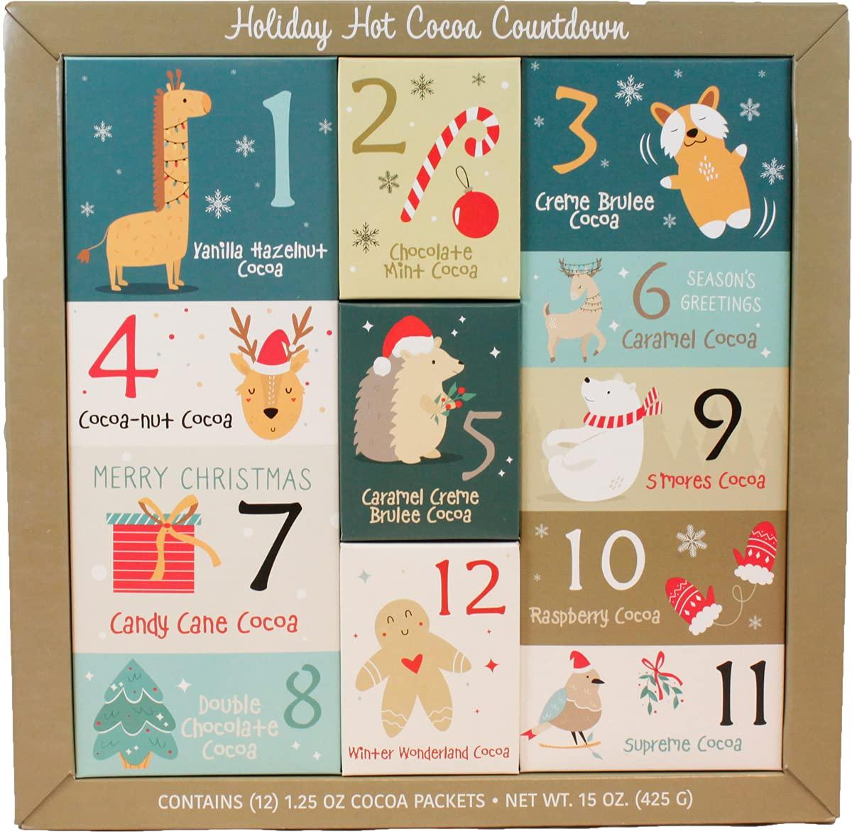 cocoa advent calendar
