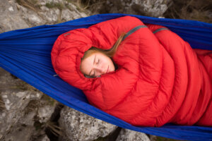 9 of the Best Down Sleeping Bags To Keep You Warm While Camping