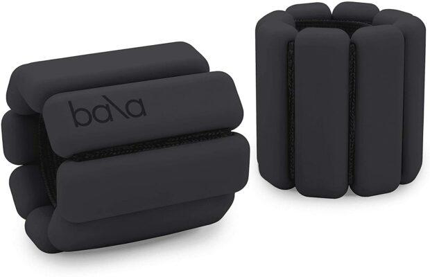 Bala Bangles Adjustable Wrist and Ankle Weights